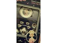 Barbie Miniature Nostalgic China Set