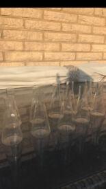10 x Conical Vases ( 100ml)