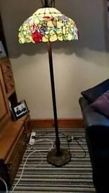 Tiffany standing lamp