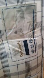 3' / 90 cm pocket sprung mattress