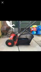 JDW Push Lawn Mower