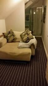 DFS snuggle chair