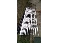 Security gate security door burglar bar steel door (Delivery)