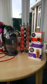 Dolce Gusto Coffee Maker & Accessories