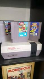 Nintendo entertainment system nes