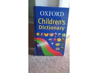 Oxford Children's Dictionsry