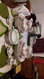 Victorian wash set. Genuine. Good condition.
