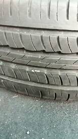 Tyre like New 185/55/15