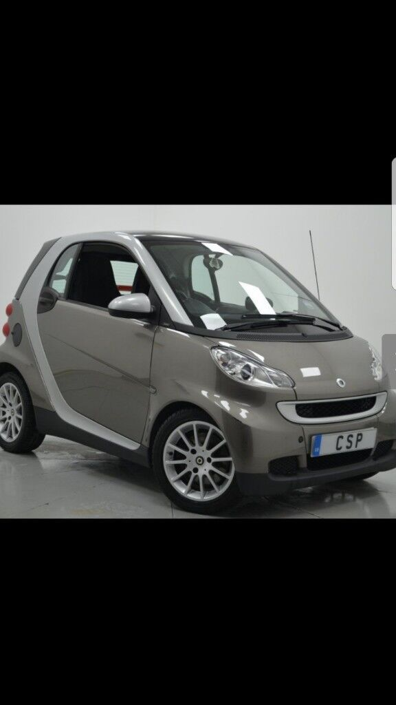 Smart Car For Two 0 8 Sel