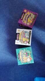 Brain box games