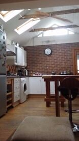 Beautiful Attic Double Bedroom in a Great Location