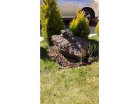 Free decorative garden rocks CONSETT