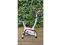F4H Olympic magnetic Bike ES-8401 Resistance Exercise Bike Portable Fitness - AS NEW