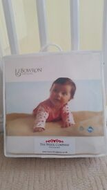 Baby Lambskin Comforter