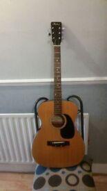 Kimbara acoustic Guitar Model No. 30 FULL SIZE GOOD CONDITION