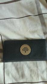 Mulberry Daria Contential Wallet Womens darl gray