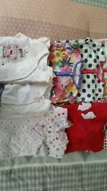Baby girls sleep bundle
