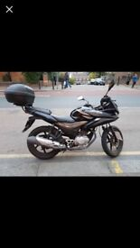 Best fuel consumption great delivery bike