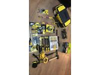 Stanley fat max tools ( various ) New