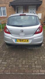 Vauxhall corsa 1.2 2014 5 door