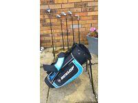 Dunlop Junior Golf Clubs, Bag & Golf balls