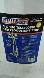 Sealy twin led work light.