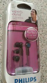 Philips headset / ear phones