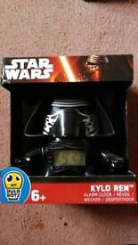 Star Wars: Kylo Ren Digital Alarm Clock