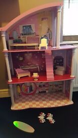 Chad Valley 3 storey Barbie House