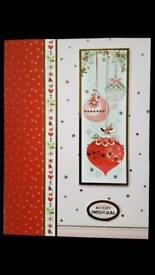 HANDMADE CHRISTMAS CARD 2