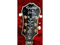 1986-88 Epiphone by Gibson Sheraton