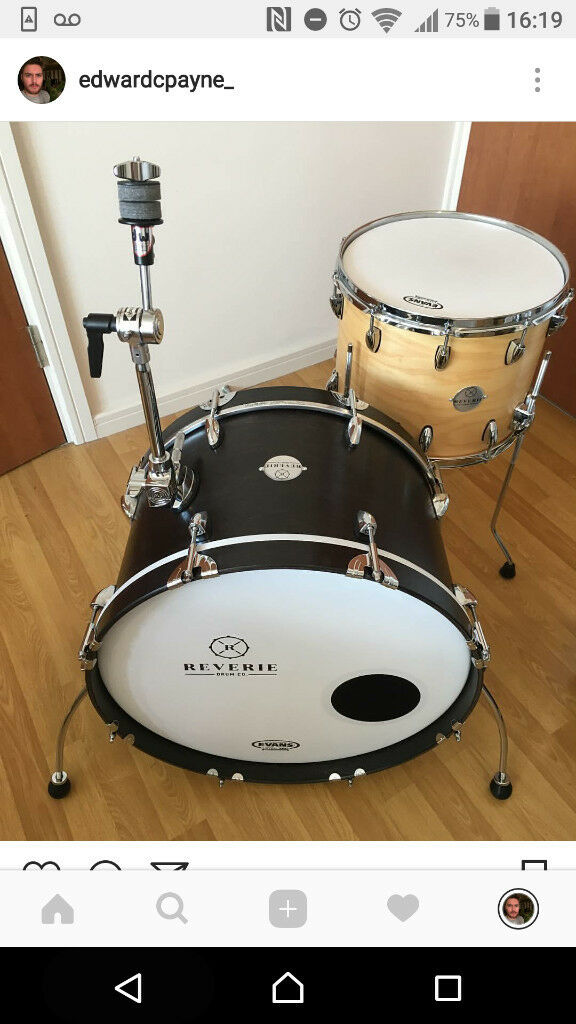 Reverie Custom Drums