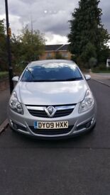 Bargain! Vauxhall Corsa 1.4 AUTOMATIC SXI! Must look!