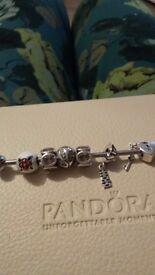 Pandora charms genuine