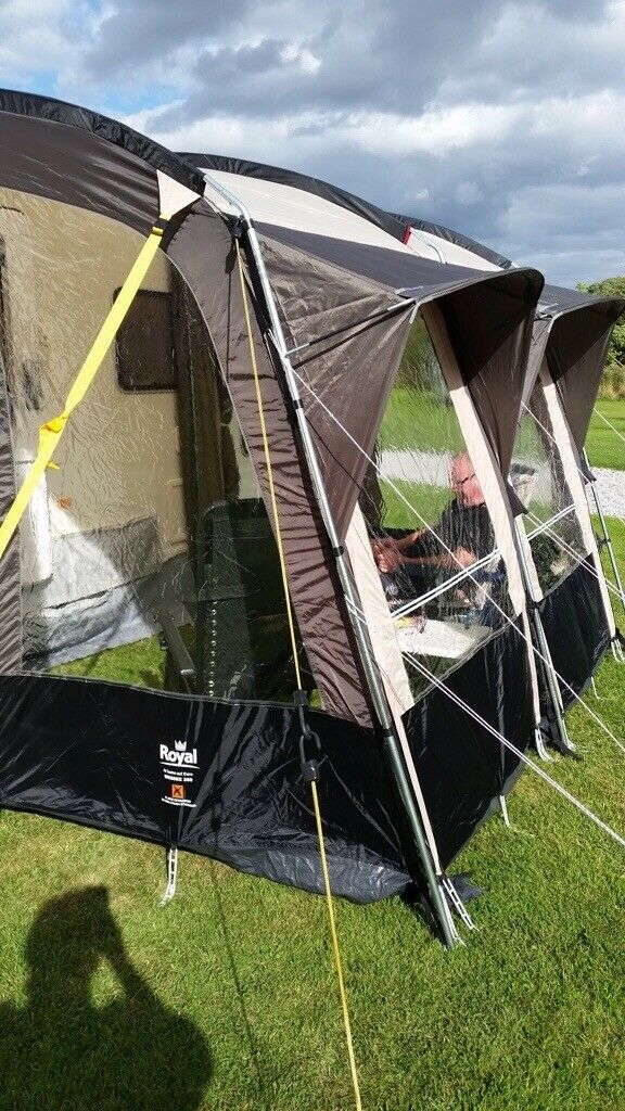 Lightweight caravan awning Royal 260 | in Sunderland, Tyne ...