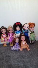dolls x 7