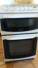 Cannon chester gas double oven. Good condition. Cleaned.