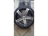 Vw/audi alloys brand new