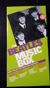 Beatles Music Box Lyrics and Chords Cranbourne North Casey Area Preview