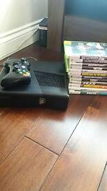 Xbox 360+11 games