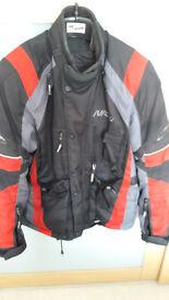 Motorcycle Jacket Large size