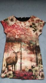 Women Dress Size 10, Textured Dress, Brand new, Must go asap, Contact me soon as, Cheap price at £5