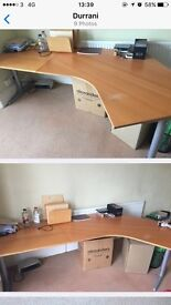 Office table, tv trolley, electric bed and so many more as selling the house