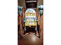 Fisher price 3 in 1 swing chair