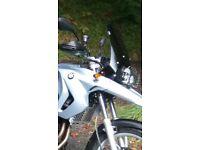 Bmw f650 gs 800cc model