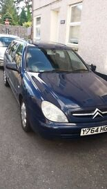 Citreon xsara. Spares or repair. Mot 22nd Dec. Unknown fault noisy could be gearbox or driveshaft.