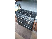 !!!!£250!!!Cannon CH10456GFS 100cm Duel Fuel Range Cooker in Anthracite