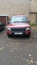 Land Rover Discovery TD5 Good Condition few marks Good Tyres all usual extras