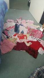 Girls Clothes For 3-6 months