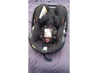 IziGo BeSafe rear-facing car seat